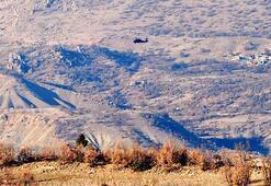Özel birlikler PKK üssünde