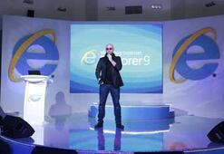 Bedük'ün interaktif klibi, Internet Explorer 9 farkıyla internette