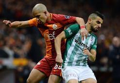 Galatasaray-Bursaspor: 5-0 (İşte maçın özeti)