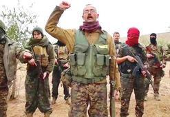 ABDden bir skandal daha Afrinde öldürülen teröristlerin cenazeleri...