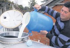 Çiftçiler, Mehmetçik  için süt topluyor