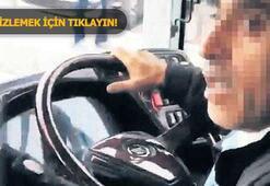 İBB, o şoförü kovdu