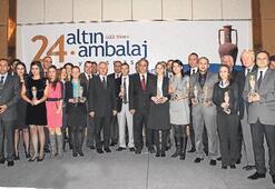 24 firmaya 'Altın Ambalaj' ödülü