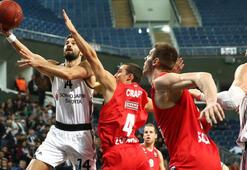 Beşiktaş SJ - Szolnoki Olaj: 76-67