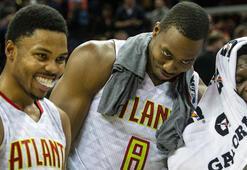 Cleveland Cavaliersa ilk yenilgisini Atlanta Hawks tattırdı