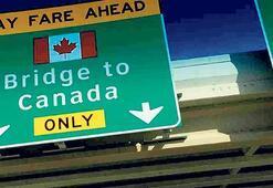 Kanada göçmen sitesi panik yüzünden çöktü
