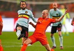 Hollanda - Belçika: 1-1