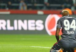 PFDK, Beşiktaşın Talisca itirazını reddetti