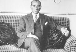 Gerçek bir stil ikonu; Atatürk