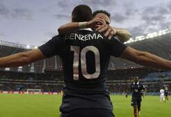 Benzema ve Valbuena kadro dışı