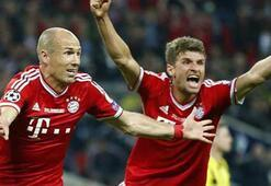 Guardiola: Robben benim için bir hediye