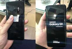 Samsung Galaxy S9 elde nasıl görünecek