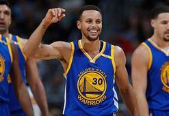 Warriors, Curry ile farka gitti