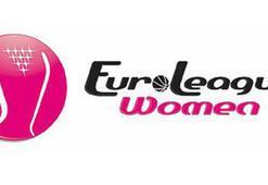Kadınlar Euroleaguede gruplar belli oldu