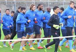 1461 Trabzonda Kardemir Karabükspor maçı hazırlıkları