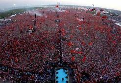 15 Temmuz Dayanışma Kampanyasında 265 milyon lira toplandı