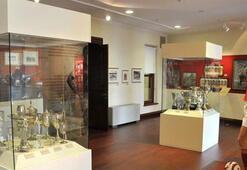 Galatasaray Müzesinin sırrı ortaya çıktı