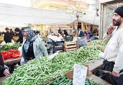Pazarda bağırana ceza 1 Ocak'ta başlıyor, pazarcı 'parası neyse öderiz' diyor