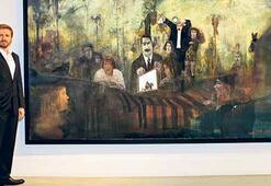 Usta sanatçılar Antik A.Ş.'de