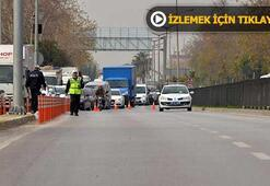 İstanbulda birçok yol trafiğe kapalı