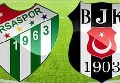 Beşiktaş ile Bursaspor 93. randevuda
