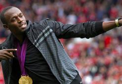 Bolt, Dortmundla antrenmana çıkacak