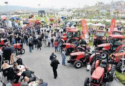 Menemen'de tarım fuarı heyecanı