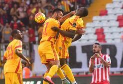 Antalyaspor-Kayserispor: 1-1