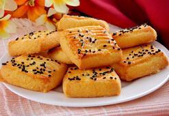 Bayatlamayan tuzlu kurabiye tarifi