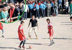 Futbol aşkı Nepal'de