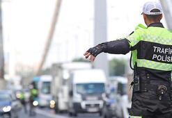 İstanbullular dikkat Bu yollar trafiğe kapalı