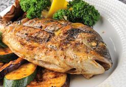 Bel ve kalça incelten balık diyeti