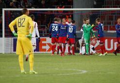 CSKA Moskova - Kızılyıldız: 1-0