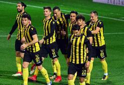 İstanbulspor - Grandmedical Manisaspor: 1-0