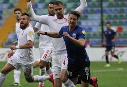Kayseri Erciyesspor-Balıkesirspor: 0-1