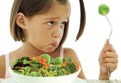 Yemek seçen çocuğunuzu yola getirin