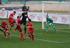 Denizlispor-Ümraniyespor: 2-0