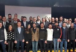 Galatasaray yönetimi, GSSTORE bayileriyle bir araya geldi