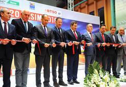 Bursa Otomobil fuarı açıldı
