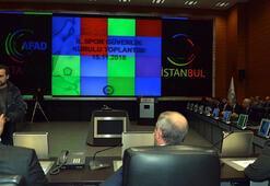 Derbi toplantısında Bursa sürprizi