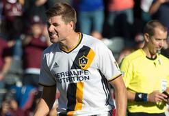 Steven Gerrard, ABDden ayrılıyor
