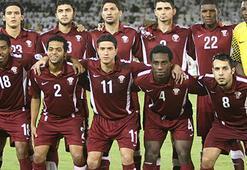 Katarın Türkiye maçı kadrosu açıklandı