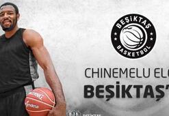 Beşiktaş Sompo Japandan pota altına takviye