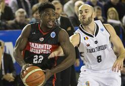 U-BT Cluj-Napoca - Gaziantep Basketbol: 72-79
