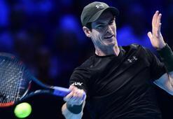 Tarihi maç Andy Murraynin