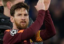 Messi listeye Chelseayi de ekledi