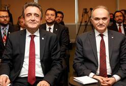 Bilim Sanayi ve Teknoloji Bakanı Faruk Özlü, TAYSAD'ı ziyaret etti