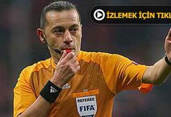 Fenerbahçe - Galatasaray derbisinin hakemi Cüneyt Çakır