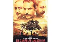 'Bir Zamanlar Anadolu'da' 8 dalda aday