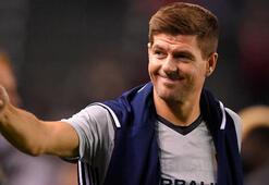Steven Gerrarddan büyük sürpriz